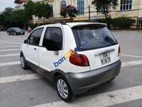 Cần bán gấp Daewoo Matiz SE sản xuất 2007, màu trắng, 80 triệu