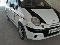 Bán xe Daewoo Matiz SE sản xuất 2004, màu trắng, 58 triệu