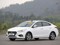 Bán xe Hyundai Accent 1.4 MT Base năm 2018, màu trắng giá cạnh tranh