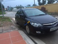 Bán Honda Civic 1.8 MT đời 2008, màu đen, 288tr
