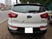 Cần bán Kia Sportage 2.0 AT đời 2013, màu trắng, nhập khẩu, 650 triệu