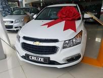 Bán ô tô Chevrolet Cruze MT đời 2018, màu trắng, giá tốt