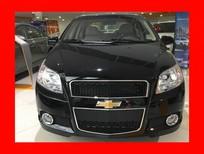 Bán ô tô Chevrolet Aveo đời 2018, màu đen
