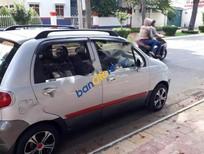Bán xe Daewoo Matiz SE 0.8 MT đời 2007, màu bạc