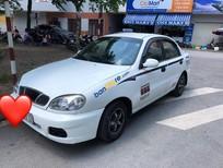 Xe Daewoo Lanos sản xuất 2003, màu trắng, giá chỉ 68 triệu