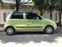 Cần bán lại xe Daewoo Matiz Se năm sản xuất 2007, màu xanh lục, nhập khẩu nguyên chiếc như mới
