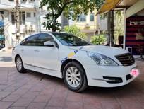 Cần bán Nissan Teana 2.0 AT đời 2011, màu trắng, nhập khẩu nguyên chiếc chính chủ, giá chỉ 545 triệu
