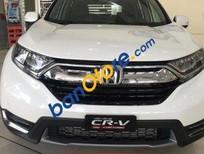 Cần bán xe Honda CR V đời 2018, màu trắng, xe nhập, giá tốt, liên hệ 0935 488 687