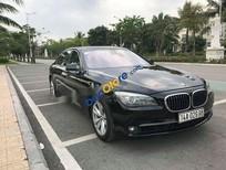 Bán BMW 7 Series 740Li năm sản xuất 2009, màu đen, nhập khẩu