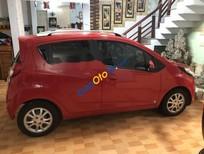 Cần bán xe Chevrolet Spark LTZ sản xuất 2014, màu đỏ