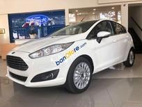 Bán xe Ford Fiesta 2018, giá ưu đãi, khuyến mãi khủng