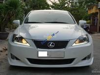 Cần bán gấp Lexus IS 250 F-sport năm 2007, màu trắng, xe nhập, 810tr
