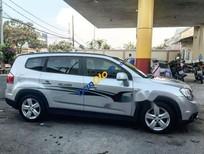 Bán Chevrolet Orlando năm 2012, màu bạc xe gia đình, giá tốt