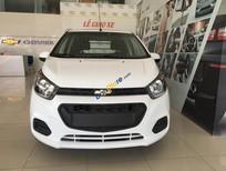 Cần bán xe Chevrolet Spark năm sản xuất 2018, màu trắng, 299tr