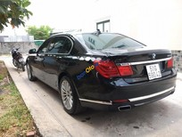 Cần bán xe BMW 7 Series 740Li sản xuất năm 2009, màu đen