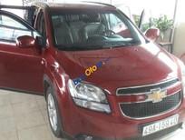 Bán ô tô Chevrolet Orlando năm sản xuất 2012, màu đỏ