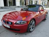 Bán BMW Z4 sản xuất năm 2006, màu đỏ, nhập khẩu nguyên chiếc