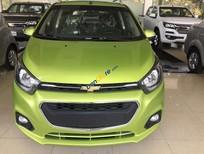 Bán Chevrolet Spark LT năm sản xuất 2018, màu xanh lục, 389 triệu