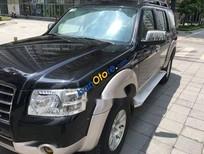 Cần bán gấp Ford Everest MT sản xuất 2009, màu đen, giá chỉ 385 triệu