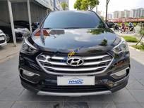 Bán Hyundai Santa Fe CRDi sản xuất 2016, màu đen