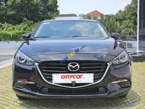 Bán xe Mazda 3 FL 1.5AT đời 2017, màu đen, số tự động