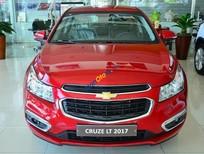 Bán Chevrolet Cruze LT đời 2018, màu đỏ