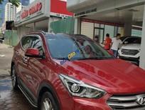 Bán Hyundai Santa Fe năm 2017, màu đỏ