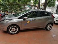 Cần bán lại xe Ford Fiesta S sản xuất năm 2011, màu xám như mới