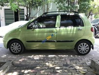 Bán ô tô Daewoo Matiz SE đời 2007, màu xanh lục, 107triệu