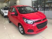 Cần bán xe Chevrolet Spark Van đời 2018, màu đỏ
