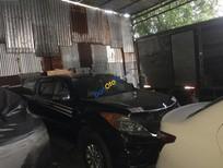 Bán Mazda BT 50 3.2L 4x4 AT đời 2014, màu đen, nhập khẩu nguyên chiếc, giá chỉ 550 triệu