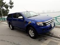 Bán Ford Ranger XLS AT năm 2014, màu xanh lục, xe nhập chính chủ