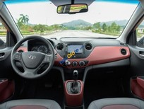 Cần bán Hyundai Grand i10 1.2 AT 2018, màu đỏ, 403 triệu