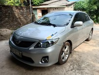 Cần bán lại xe Toyota Corolla altis năm sản xuất 2011, màu bạc, giá 582tr