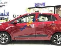 Cần bán Hyundai Grand i10 đời 2018, màu đỏ