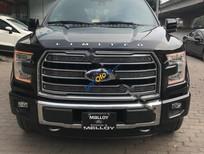 Cần bán Ford F 150 Limited sản xuất năm 2017, màu đen, nhập khẩu nguyên chiếc