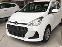 Hyundai Sơn Trà cần bán xe Hyundai i10 2018, màu trắng, nhập khẩu CKD, Dịch vu - Grap Đà Nẵng