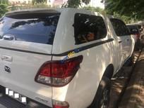 Cần bán lại xe Mazda BT 50 4X4 MT đời 2016, màu trắng, xe nhập