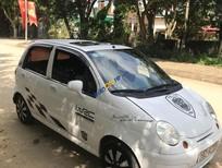 Cần bán lại xe Daewoo Matiz sản xuất 2007 màu trắng, 75 triệu