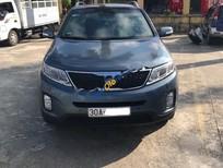 Cần bán lại xe Kia Sorento GATH 2015, màu xanh lam