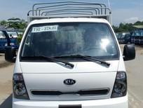 Bán Xe tải Thaco Kia K250,2T49 thùng lửng, thùng bạt, thùng kín 3m5 giá tốt.
