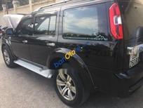 Cần bán lại xe Ford Everest MT đời 2011, màu đen, giá tốt