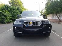 Cần bán BMW X5 3.0 sản xuất 2007, màu đen, nhập khẩu, giá tốt