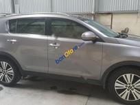Bán Kia Sportage 2.0 AT sản xuất năm 2015, màu bạc, nhập khẩu
