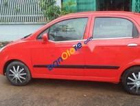 Bán Chevrolet Spark sản xuất 2009, màu đỏ chính chủ, 140 triệu