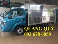 Bán xe tải K250 2,4 tấn mới máy Huyndai, giá xe tải 2,4 tấn mới Kia, xe tải 2,4 tấn Kia Trường Hải