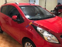 Cần bán gấp Chevrolet Spark LTZ sản xuất 2014, màu đỏ, nhập khẩu, 300 triệu
