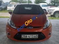 Chính chủ bán Ford Fiesta 1.6 AT 2011, màu đỏ cam