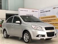 Bán ô tô Chevrolet Aveo LTZ đời 2018, màu bạc