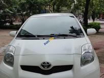 Bán ô tô Toyota Yaris 1.3AT năm 2011, màu trắng, nhập khẩu